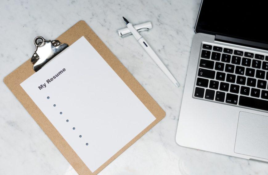 4 Dinge, die du vor dem Versenden einer Bewerbung beachten solltest!
