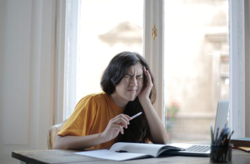 Versagensängste – Wenn das Studium zu viel wird und alles verloren scheint!