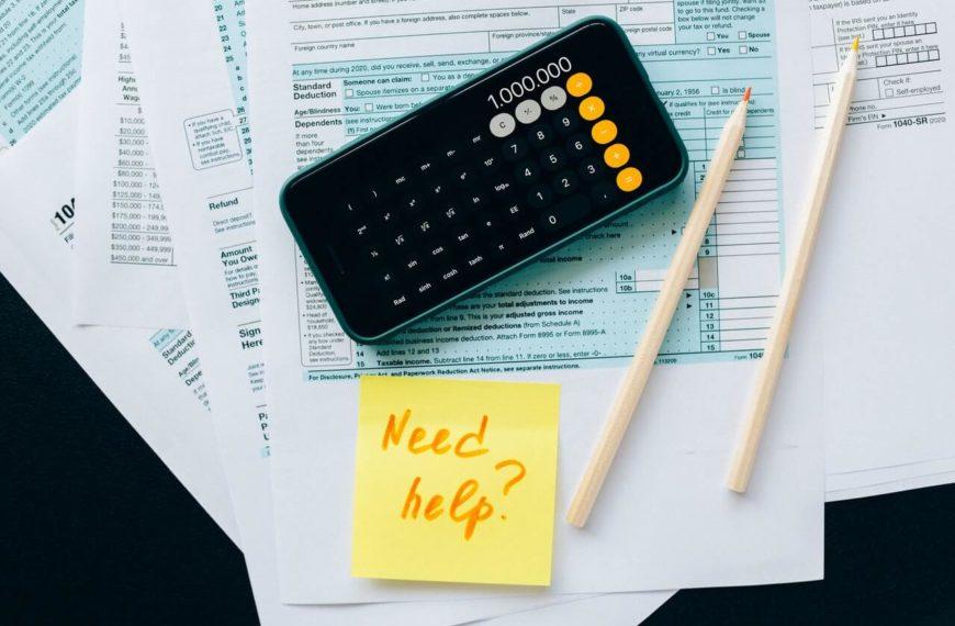 Die Steuererklärung – Ausgaben fürs Studium die du absetzen kannst!